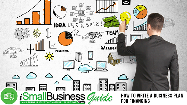 A Step By Step Guide On How To Write A Business Plan For Financing