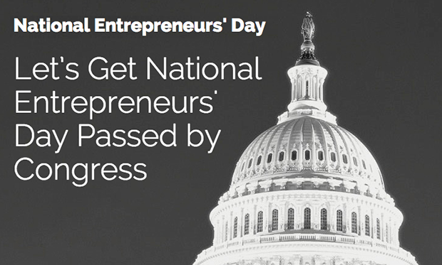 National Entrepreneurs' Day