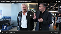 Richard Branson Reveals His Customer Service Secrets