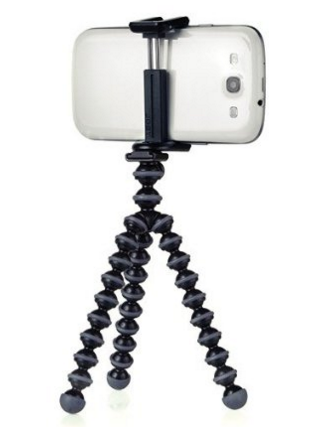 Tripod for stabilizing video recording