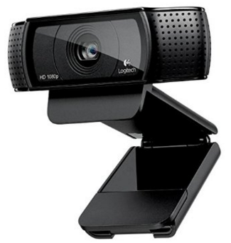 logitech webcam for youtube videos